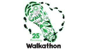 2016 Walkathon T-Shirt Logo