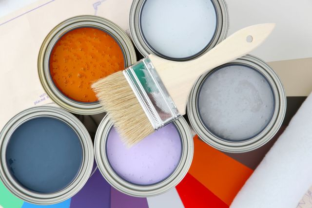 Materials to use for paints and coatings in Fairbanks, AK