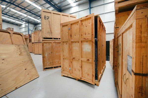 One of our affordable modular storage units in Sydney