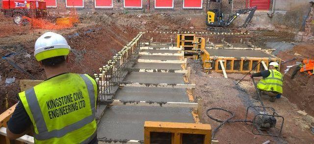 Kingstone Civil Engineering Ltd, civil engineers in Staffordshire