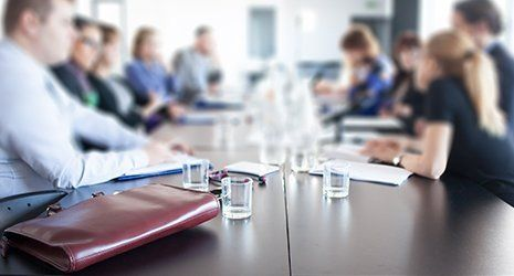 meeting di lavoro