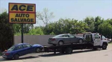 Ace Auto Salvage >> We Buy Cars Milwaukee Wi Ace Auto Salvage