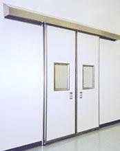 Pharmaceutical Sliding Doors Carolina Industrial Systems