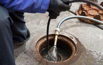 Efficient drain repairs