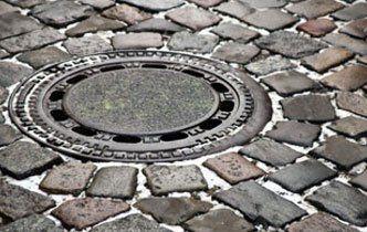 Interior and exterior drain repairs undertaken