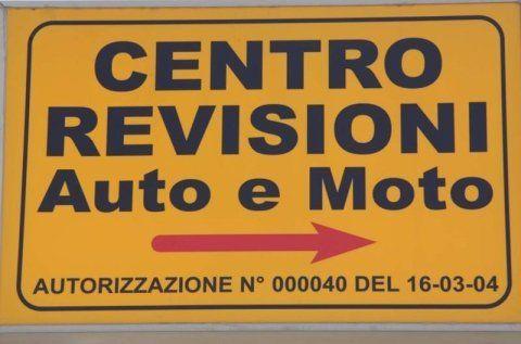 Licenza per revisione di veicoli