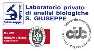 Laboratorio Analisi S. Giuseppe - LOGO