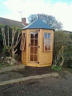 Garden Sheds And Summerhouses garden sheds, summer houses - portsmouth, fareham   elford sheds