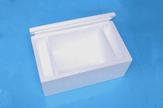 scatole e contenitori polistirolo