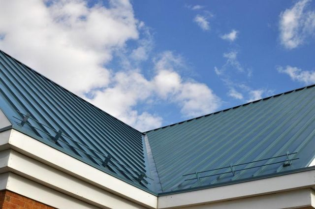 Two Eco-Friendly Roofing Materials for Variety in Style