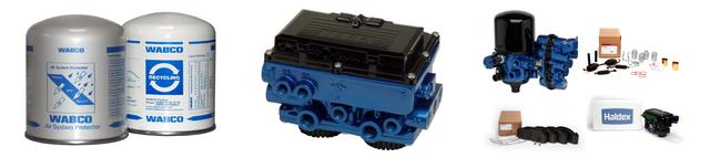 EXB UK Air Brake Suppliers | Knorr Bremse, Haldex, Wabco Air