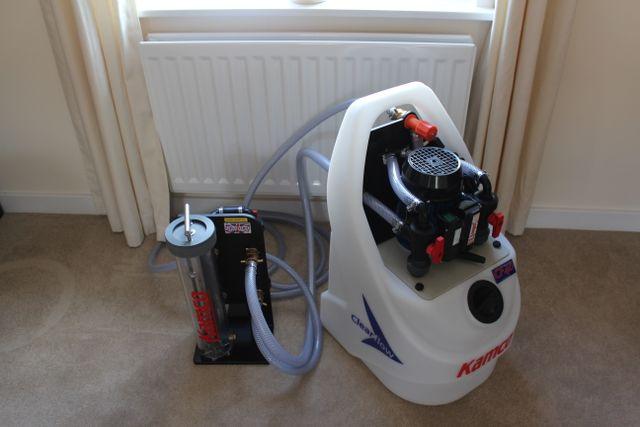 heating repair equipment