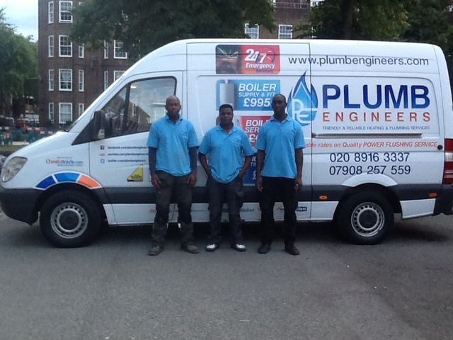 Plumb Engineers Team
