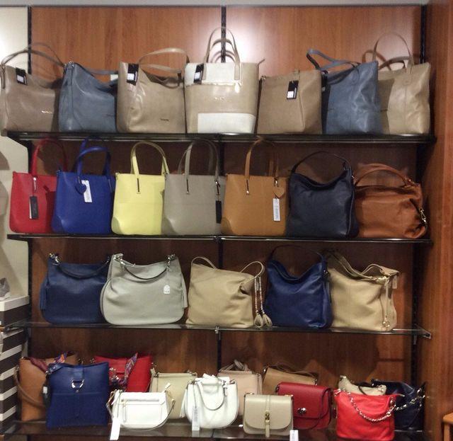 negozio borse in pelle bergamo