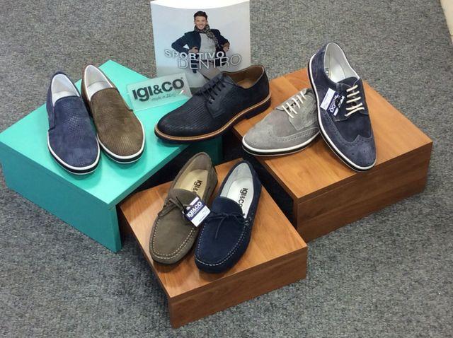 negozio scarpe uomo Bergamo