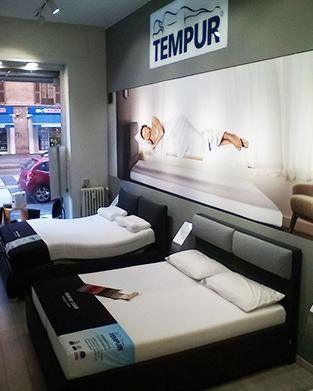 Tempur Cuscino Da Viaggio.Vendita Materassi Milano Tempure Store Multimediale Deretti