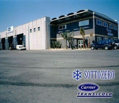 camion frigo, frigoriferi industriali, trasporto merce deperibile