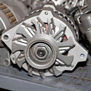 Vehicle Repair - Newham, East London - Kwik Start - Alternators