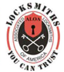 LOCKSMITHS YOU CAN TRUST logo