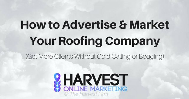10 Must-Try Marketing Ideas for your Roofing Company