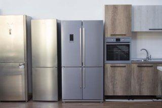 frigoriferi acciaio libera installazione