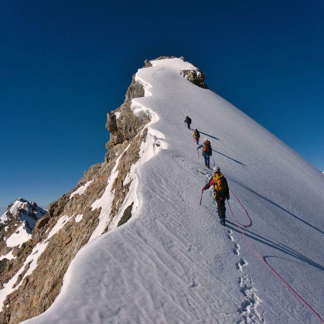 climbing preperation