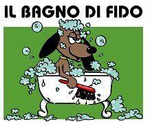 Toelettatura Il Bagno Di Fido - Logo