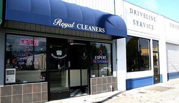 Laundry Services Albany CA