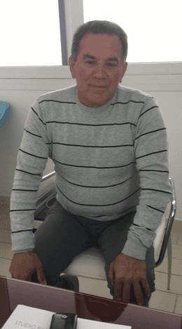 Paziente M. A. anni 59
