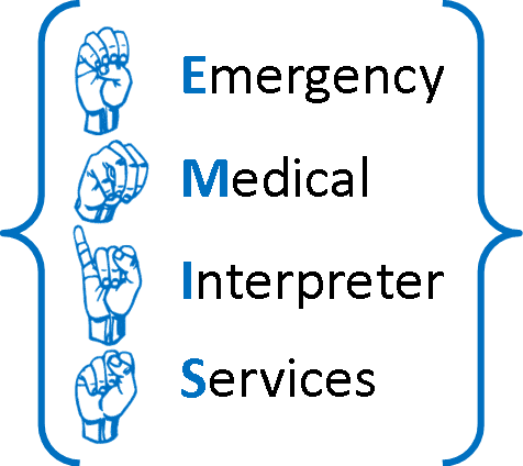 Emergency Medical Interpreter Services Logo