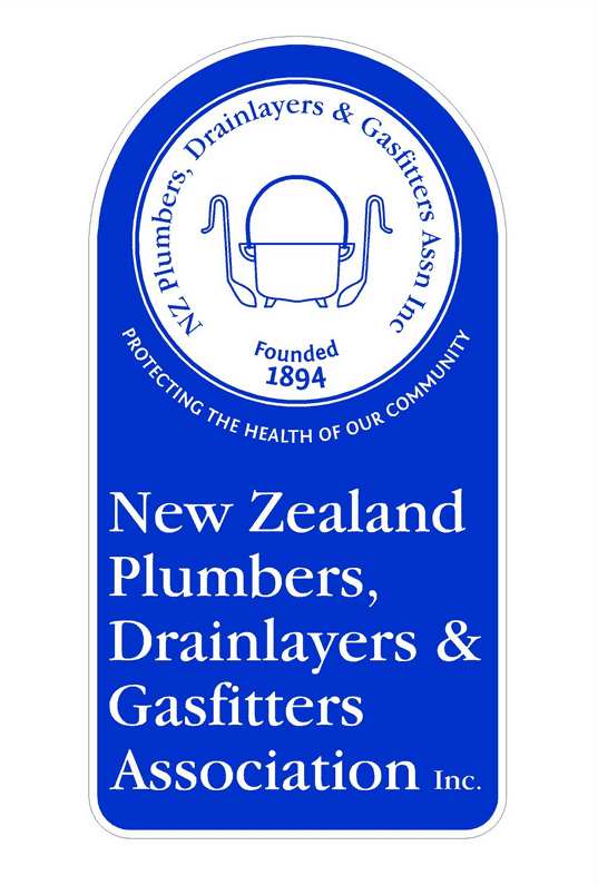 NZ plumbers, drain layers and gas fitters association logo