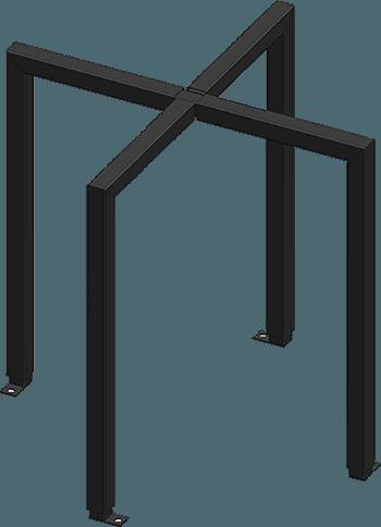 Adjustable Basic Cage