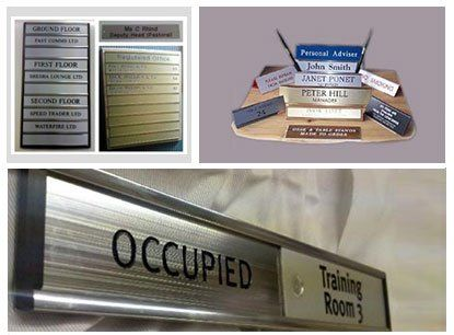 Office signs for businesses