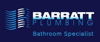 BARRATT PLUMBING logo
