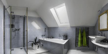high quality bathroom construction