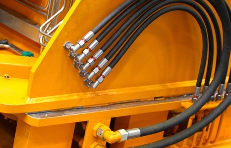 Hydraulic hose repairs | All Engineering Services Ltd