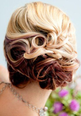 Hair stylists - Coventry - FX Hair and Nails - Wedding hair