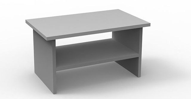 rectangle accent coffee table