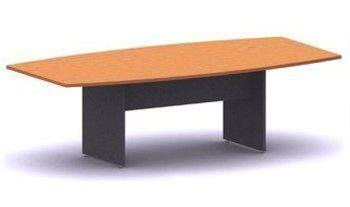 boat shape boardroom table