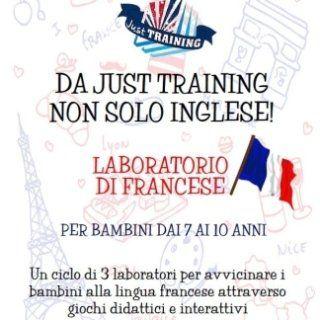 laboratori di francese per bambini