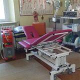 Lettino reclinabile studio