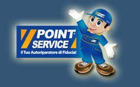 Point Service logo
