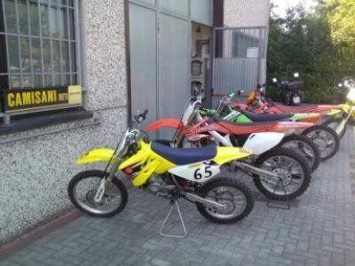 moto, motociclette, cross, riparazioni
