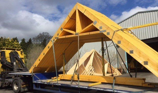 Roof truss design roof truss solutions ltd for Buy roof trusses