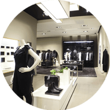 arredamento negozi