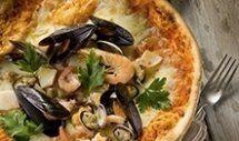 ristorante con specialità pesce
