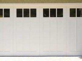 Merveilleux White Garage Door U2014 Garage Door In Sta Rosa, CA