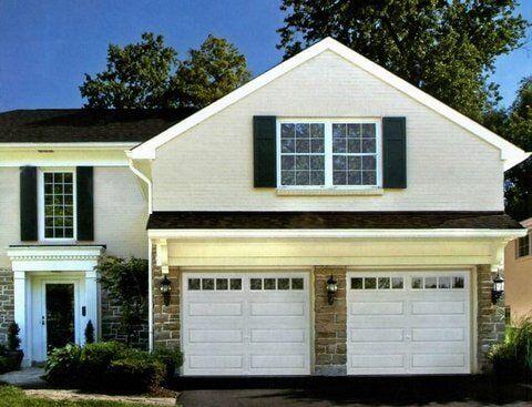 Wood Sectional Garage Doors Rs Erection Of Santa Rosa Inc