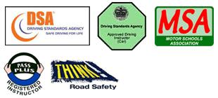 Anna Birkinshaw Driving Instructor Logos