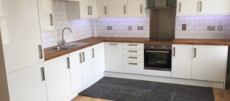 Kitchen heating maintenance